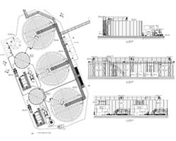 advisory services plans and drawings