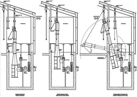 drawing sealion enclosure