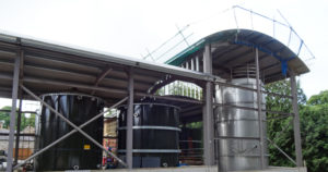 anaerobic digestion design and build