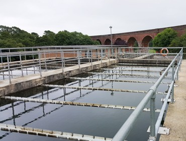 municipal water treatment